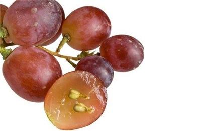 Разрезанные ягоды