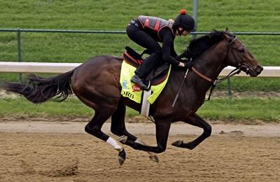 Бег коня