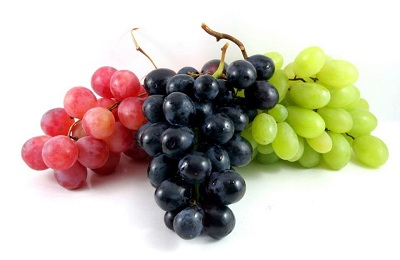 Цветной виноград