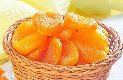 Сушенные плоды