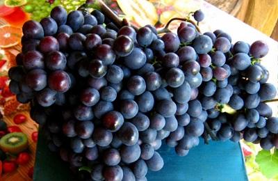 Виноград эффект