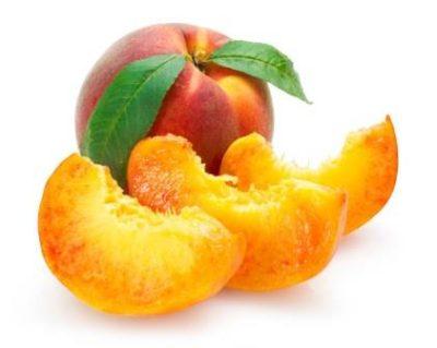 Ломтики персика