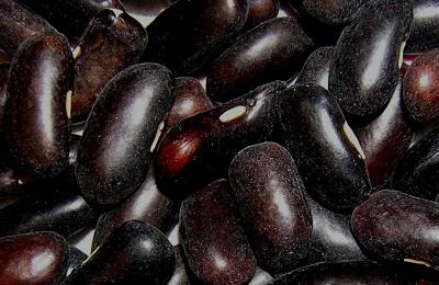 Бобы конские черные