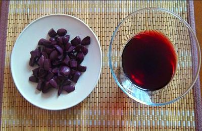Настойка на вине