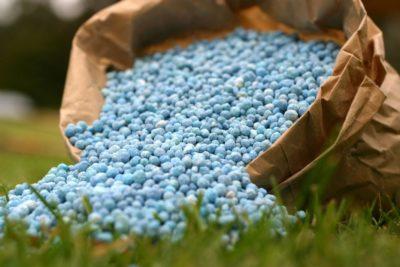 Удобрения с азотом