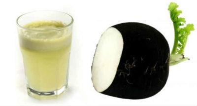Сок из корнеплода